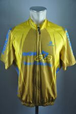 Hincapie Tour California radtrikot T L Coton 57 cm Jersey Vélo Maillot Shirt v7