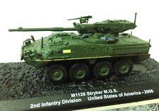 1/72 M1128 STRYKER M.G.S INFANTRY DIVISION UNITED STATES AMERICA  TANK ALTAYA