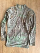 Used Under Armour Real Tree Shirt camo long sleeve Hunting Fishing Med