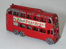 Matchbox Lesney Grey Wheels No. 56 London Trolleybus oc16267