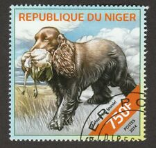 Field Spaniel * Int'l Dog Postage Stamp Art * Great Gift Idea*