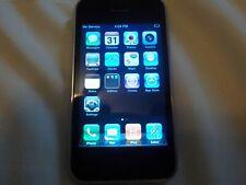 Apple IPhone 3GS 8 GB Model MB702LL  Black AT&T