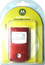 Austausch cover für Motorola T720 / T720i rot