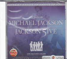 CD 20T MICHAEL JACKSON & THE JACKSON FIVE BEST  PRESSAGE TUNISIE NEUF SCELLE