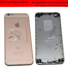 Original Metal Battery Back Housing Rear Cover Replacement For iPhone 6 6S Plus