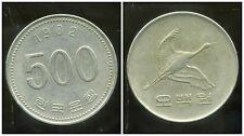 COREE   500 yen   1982    ANM