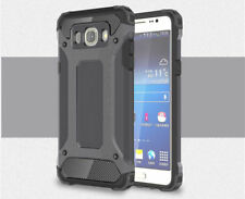 For Motorola Moto G4 Slim Dual Layer Armour Shock Proof Phone Case Cover