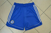CHELSEA LONDON 2006/2007/2008 HOME FOOTBALL SHORTS JERSEY ADIDAS SIZE M ADULT
