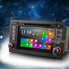 Dab+ Car Radio cd coche autoradio 4G gps Audi A4 RS4 S4 B9 B7 EXEO SEAT 7378AGS