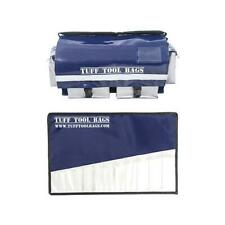 TUFF TOOL BAGS: TRADIES DEAL: THE SHOULDER BAG & 12 SLOT SPANNER ROLL HEAVY DUTY