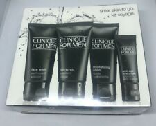 Clinique for men great skin to go kit Voyage Normal skin new sealed box