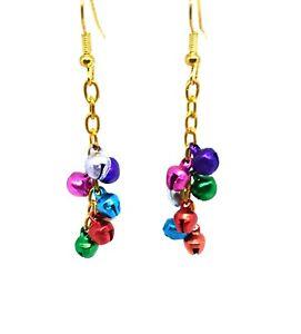 Jingle Bell/Tinkle Bell Christmas Earrings - Perfect Christmas Present