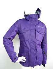 MISSING LINK Womens Ski Snowboard Jacket Isolated Breathable Purple size 36/S