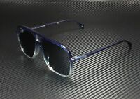 GUCCI GG0545S 004 Aviator Blue Transparent Blue Blue 58 mm Men's Sunglasses