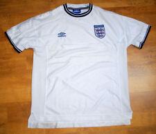 Umbro England 1999/2001 home shirt (Size XL)