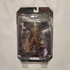 Battlestar Galactica William Husker Adama Diamond Select Figure Worn Packaging