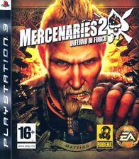 Mercenaries 2 Inferno Di Fuoco PS3 - LNS