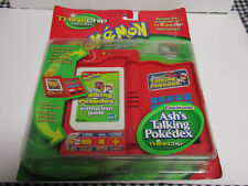 Factory New, Factory Sealed Electronic Think Chip Pokemon Ash's Talking Pokedex