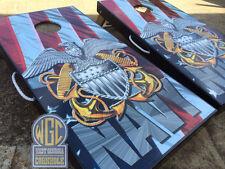 US Navy Custom Cornhole Sets