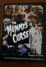The Mummy's Curse (Universal Filmscript-Classic Horror Volume II)