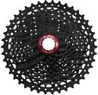 Sunrace MX3 10 speed 11-42T Wide Range Ratio Cassette Black Chrome 10s