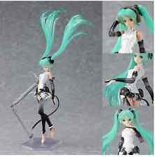 Japanese Anime Figma 100 Vocaloid Hatsune Miku Action Figure Append Ver. 15cm