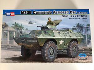 Hobbyboss 1:35  M706 Commando Car in Vietnam Kit 82418 NIB