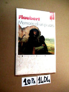 FLAUBERT MEMORIE DI UN PAZZO  BIT     (14D4)
