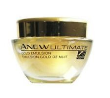 AVON 2 x Anew Ultimate 7S Night Gold Emulsion 50ml***SALE***free postage