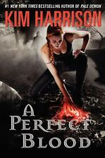 Hollows: A Perfect Blood 10 by Kim Harrison (2012, Hardcover)