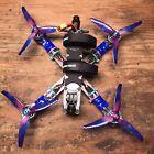 """Custom Rotor Riot HD1 5"""" Frame FPV drone TBS Crossfire BNF Custom Tune RHCP"""