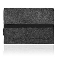 "For 11.6""-12.5"" inch Laptop Notebook Slim Carry Case Pouch Wool Felt Sleeve Bag"