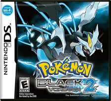 Pokemon Black Version 2 [Nintendo DS DSi, RPG, Monster Catching Training] NEW