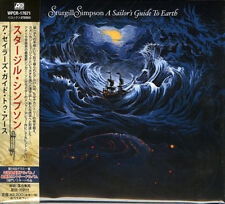 STURGILL SIMPSON-A SAILOR'S GUIDE TO EARTH-JAPAN CD E78