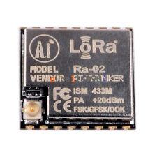 433M Lora Ra-02 Wireless Transceiver Module SX1278 IPEX Socket Smart Home Alarm