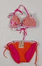 GIRLS  OP Ocean Pacific Swimsuit Bathing GIRLS  BIKINI L 11/12  TOP S  3/ 5