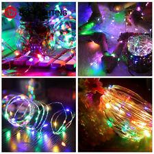 5/10M WS2812B Led Rgb Dream Color Navidad conjuntos de controlador de potencia de luz de cadena de hadas