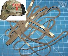 10 EA MULTICAM BAND HELMET CATS EYE f KEVLAR MICH PASGT ARMY USMC MILITARY & P38