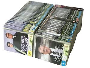 Midsomer Murders Seasons 1 - 15 Series Complete Region Free Huge Dvd Bundle VGC
