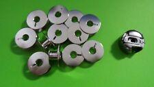 Pfaff Umlaufgreifer Spulenkapsel +12 Spulen für Pfaff und Gritzner Nähmaschinen