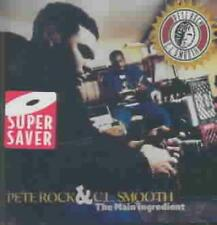 PETE ROCK & C.L. SMOOTH - THE MAIN INGREDIENT NEW CD