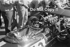 Jacky Ickx Brabham BT26A Dutch GRAND PRIX 1969 Photo