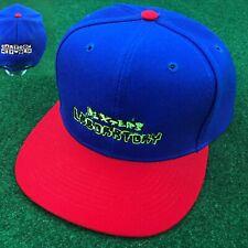 RARE VTG 90S Dexters Laboratory Cartoon Network Snapback Hat Cap TV Show Mens