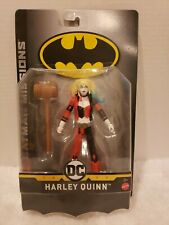 Harley Quinn DC Batman Missions By Mattel New in Package