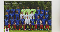 FOOTBALL CP  EQUIPE DE FRANCE EURO  2016  AU COMPLET