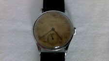 ORIGINAL RECTA  1940s WW2 WORLD WAR  GERMAN  MILITARY WATCH