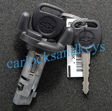 1999-2001 Chevrolet S-10 Blazer (w/manual transmission) Ignition Switch Lock