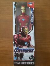 Marvel Avengers Iron Man Toy Titan Hero Series Action Figure 12 Inch New