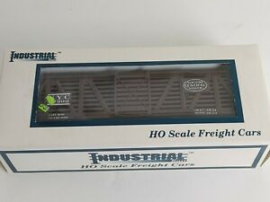 Vtg Life-Like HO Scale New York Central Cattle Stock Car NYC #27303 Model Train