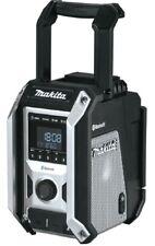 Makita XRM09B 18V LXT / 12V Max CXT Cordless Bluetooth Job Site Radio, Tool Only